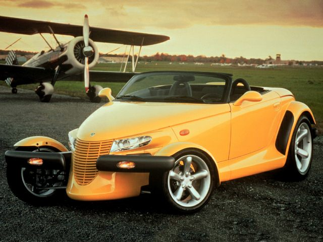 1999 Plymouth Prowler Exterior Photo