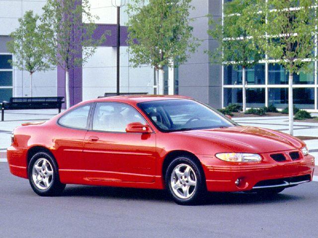 U Poged on 2002 Pontiac Grand Prix Transmission