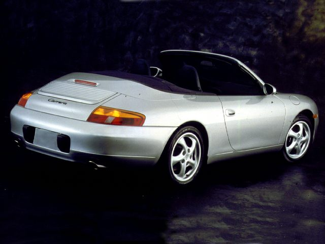 1999 Porsche 911 Carrera 2dr Convertible Pricing And Options