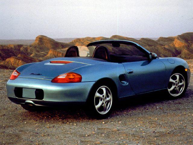 1999 Corvette For Sale >> 1999 Porsche Boxster Information | Autoblog