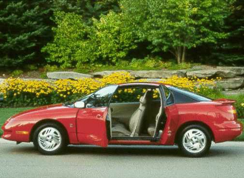 1999 Saturn Sc1 Base 3dr Coupe Pictures