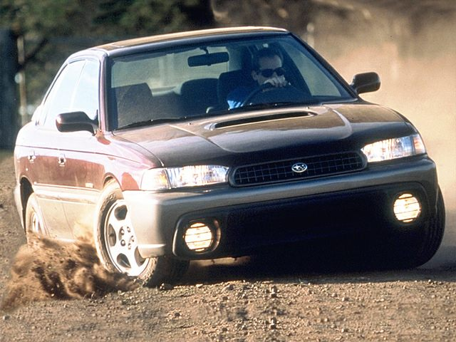 Subaru Legacy Ann Sus Sedan For Sale
