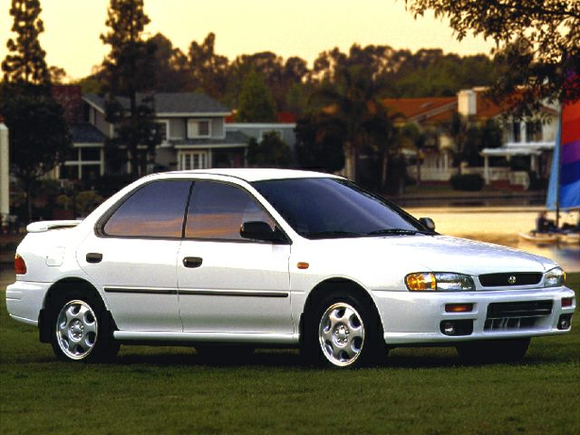 Get 1999 Subaru Impreza L Wagon