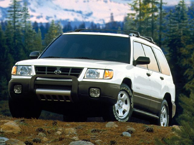 1999 subaru forester information. Black Bedroom Furniture Sets. Home Design Ideas