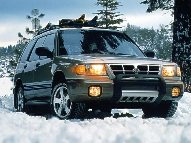 1999 subaru forester s 4dr all wheel drive pictures. Black Bedroom Furniture Sets. Home Design Ideas