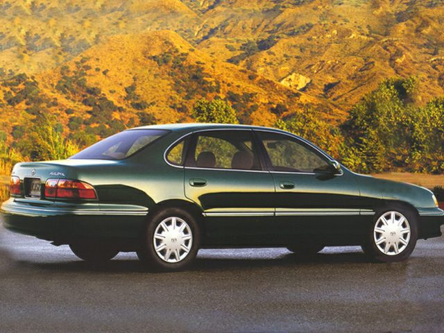 1999 Toyota Avalon Exterior Photo