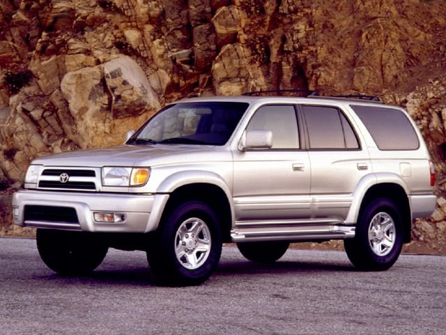 Awesome 1999 4Runner