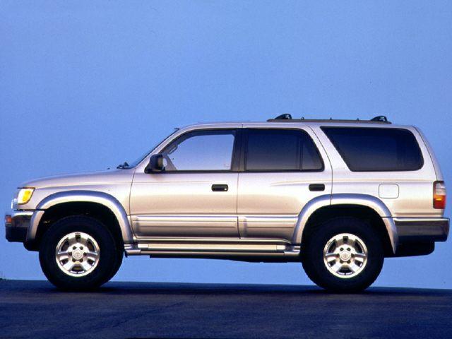 U Ttgea on 2001 Toyota 4runner Sr5 4x4