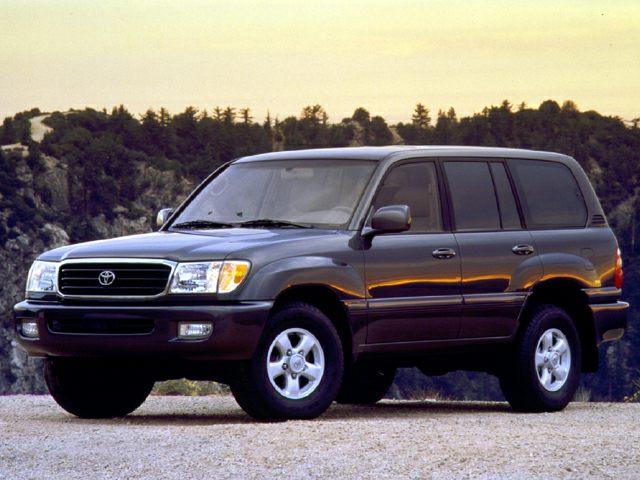 1999 Land Cruiser
