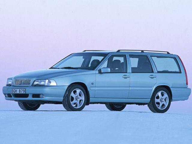 1999 volvo v70 glt 4dr station wagon specs and prices