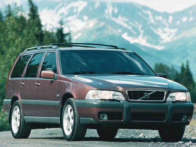 1999 volvo v70 xc 4dr all-wheel drive station wagon pictures