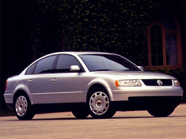 1999 Volkswagen Passat Exterior Photo