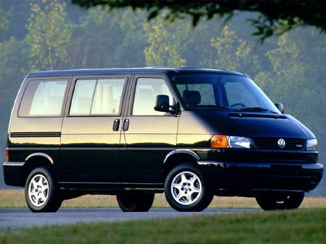 1999 Volkswagen EuroVan Exterior Photo