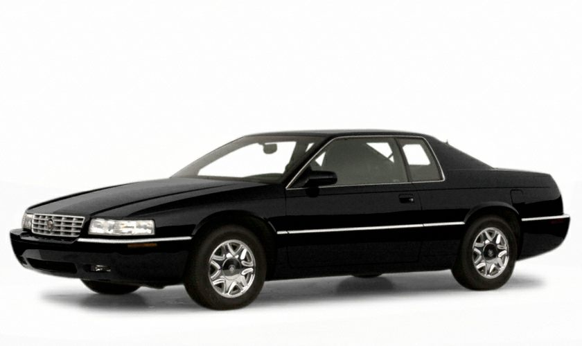 2000 Cadillac Eldorado Information