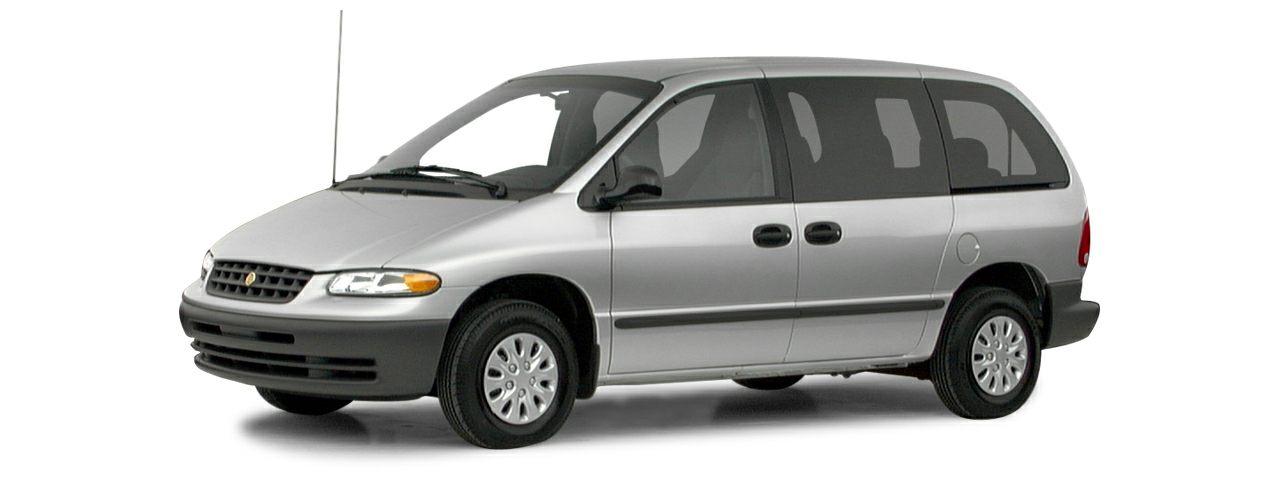2000 Chrysler Voyager Exterior Photo