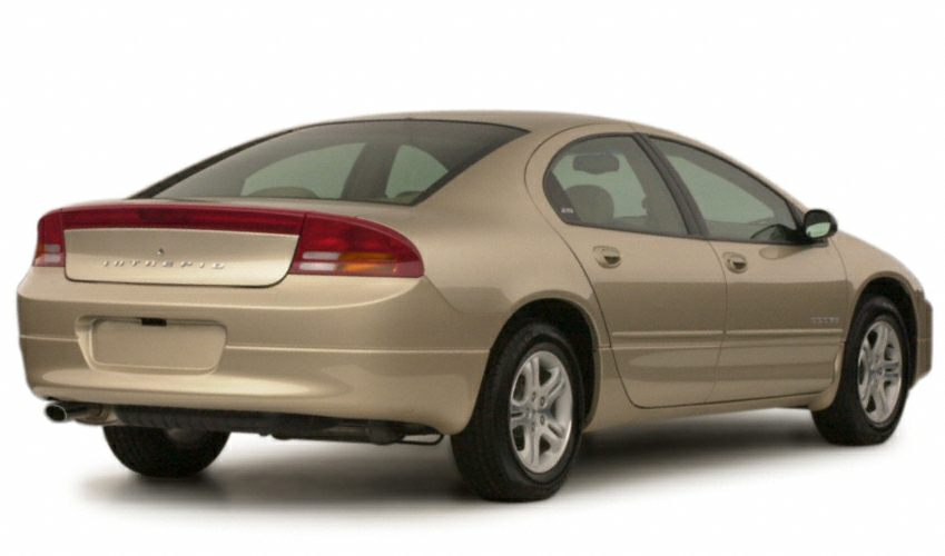 2000 Dodge Intrepid Exterior Photo