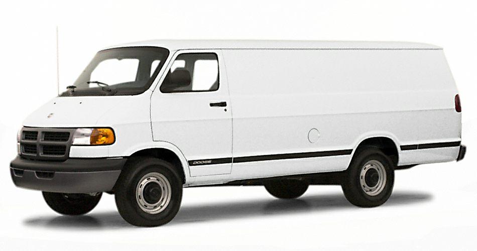 2000 Dodge Ram Van 3500 Exterior Photo