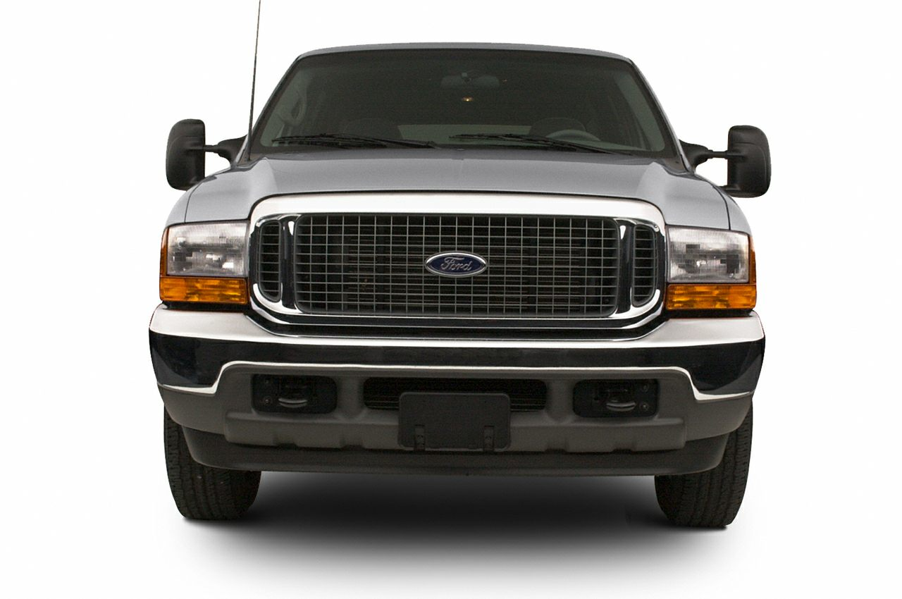 2000 ford excursion exterior photo