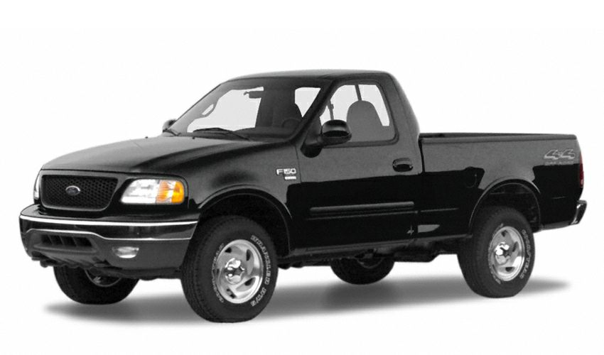 2011 F150 Xlt Specs >> 2000 Ford F-150 XLT 4x4 Regular Cab Styleside 120.2 in. WB Pictures