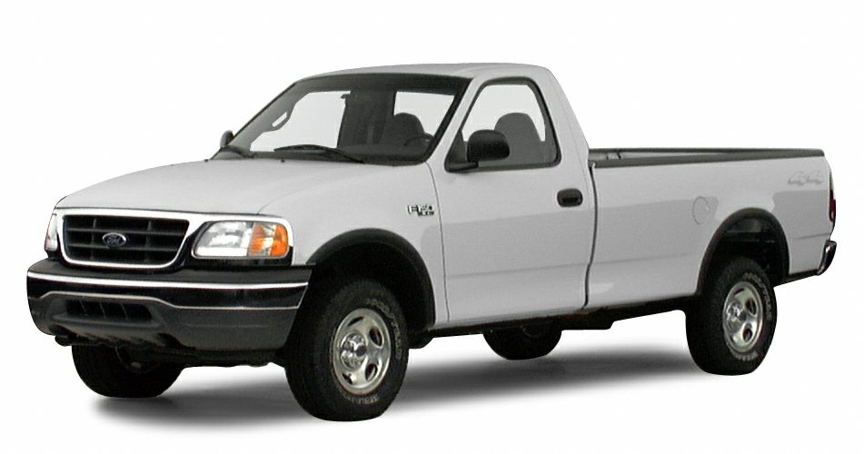 2000 ford f 150 work series 4x4 regular cab styleside 138 8 in wb pictures. Black Bedroom Furniture Sets. Home Design Ideas