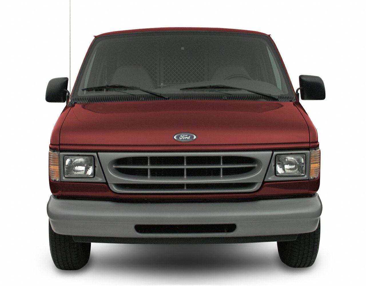 2000 Ford E-150 Exterior Photo