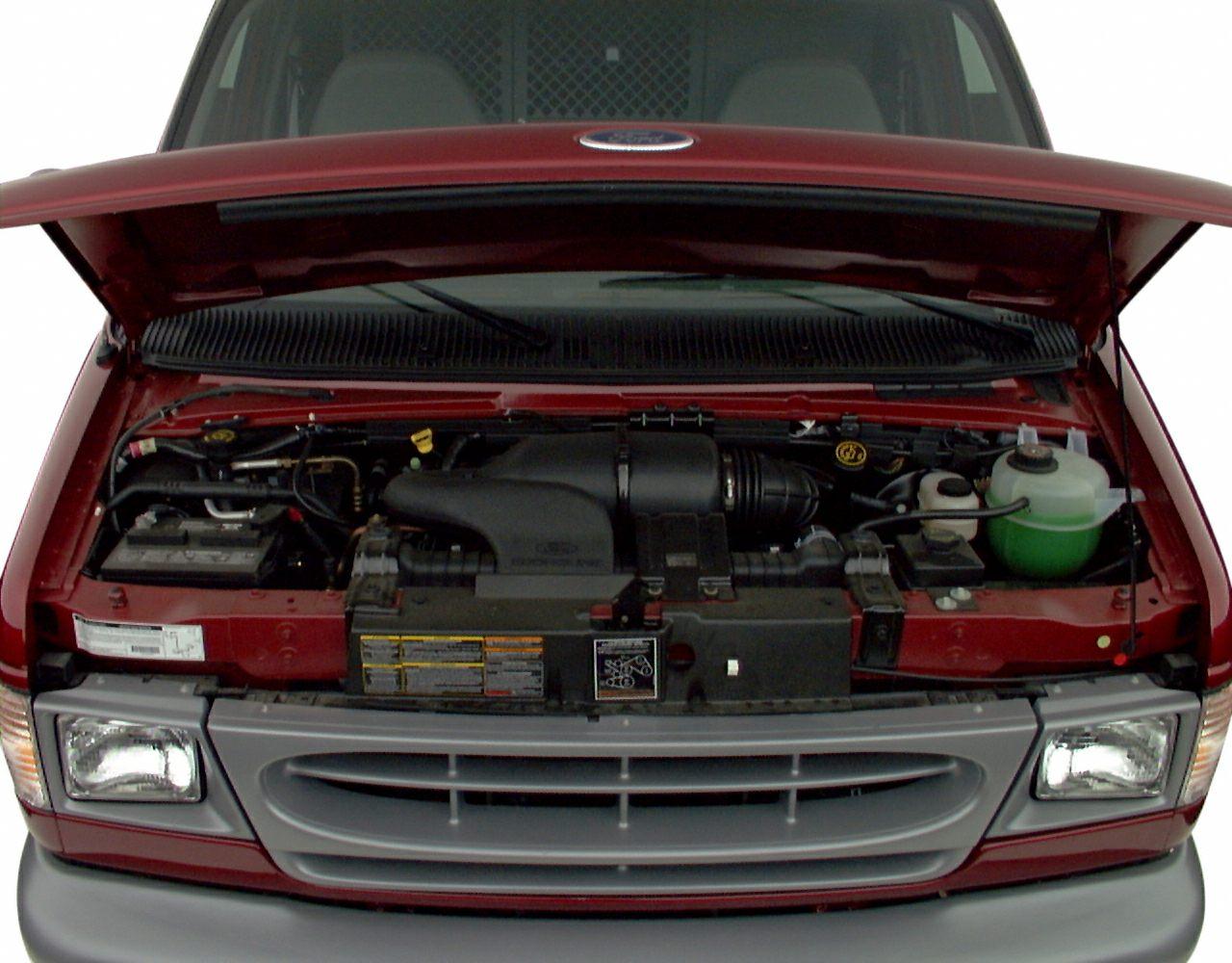 2000 Ford E-250 Exterior Photo
