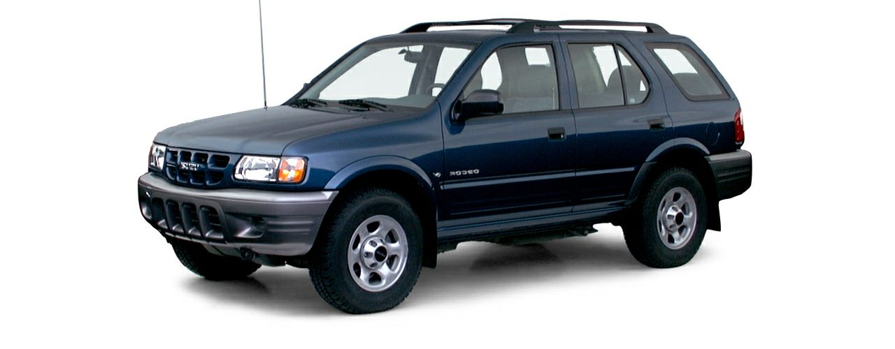 2000 isuzu rodeo pictures. Black Bedroom Furniture Sets. Home Design Ideas