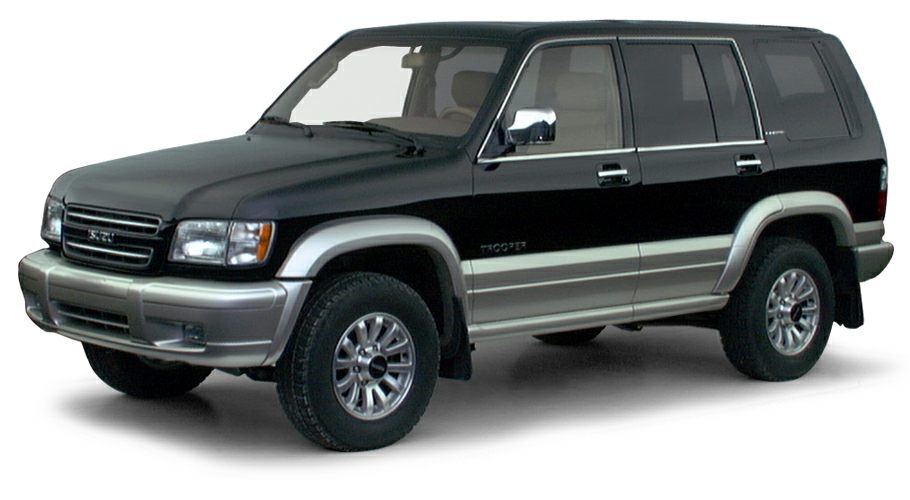 2000 Isuzu Trooper Information