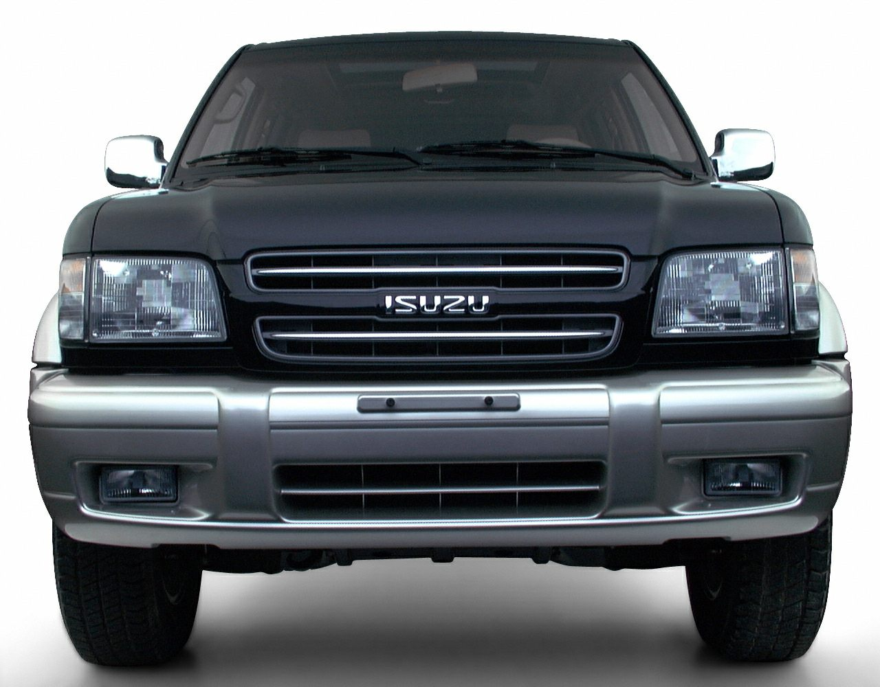 2000 Isuzu Trooper Exterior Photo