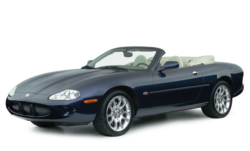 2000 XKR
