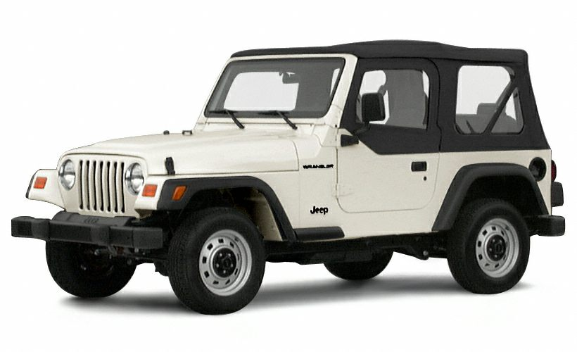 2000 Jeep Wrangler Pictures