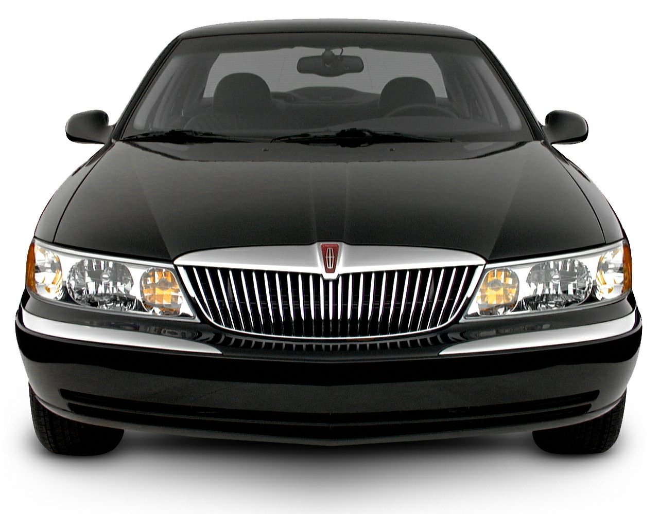 2000 Lincoln Continental Exterior Photo