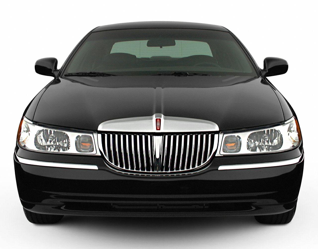 2000 Lincoln Town Car Exterior Photo