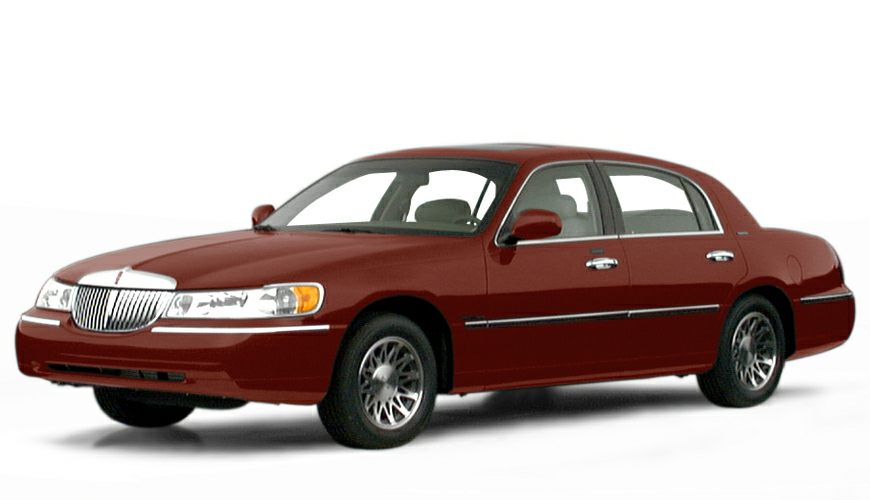 2000 Lincoln Town Car Signature 4dr Sedan Pictures