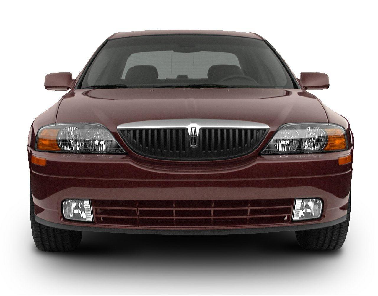 2000 Lincoln LS Exterior Photo