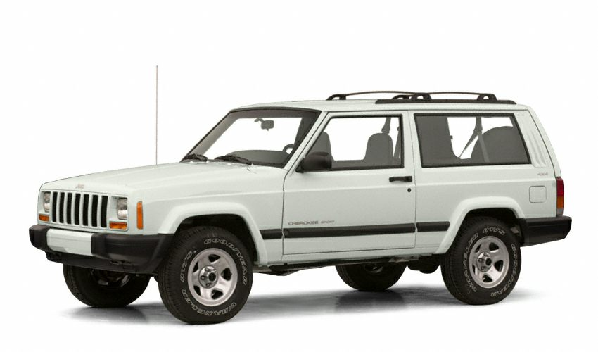 2001 jeep cherokee information
