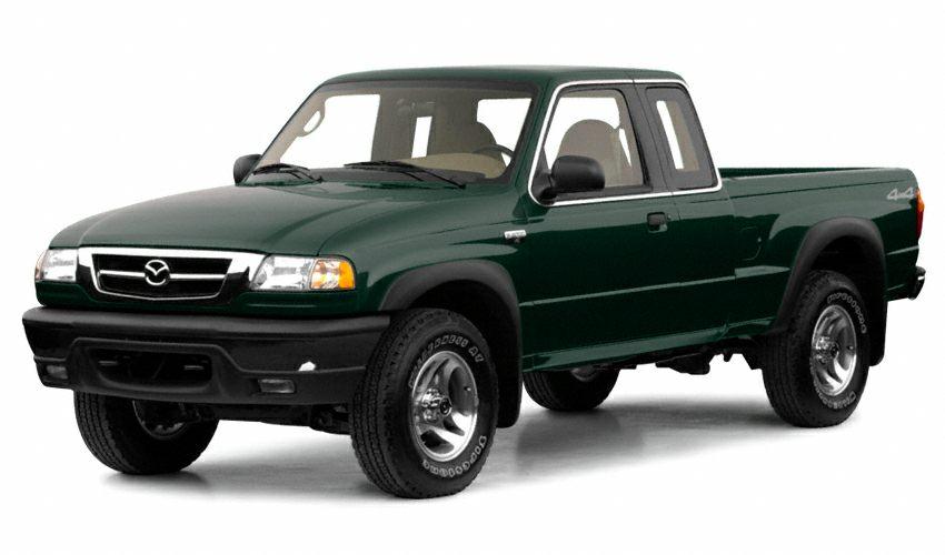 2001 mazda b3000 new car test drive rh autoblog com 2002 mazda b2300 service manual 2000 Mazda B2500