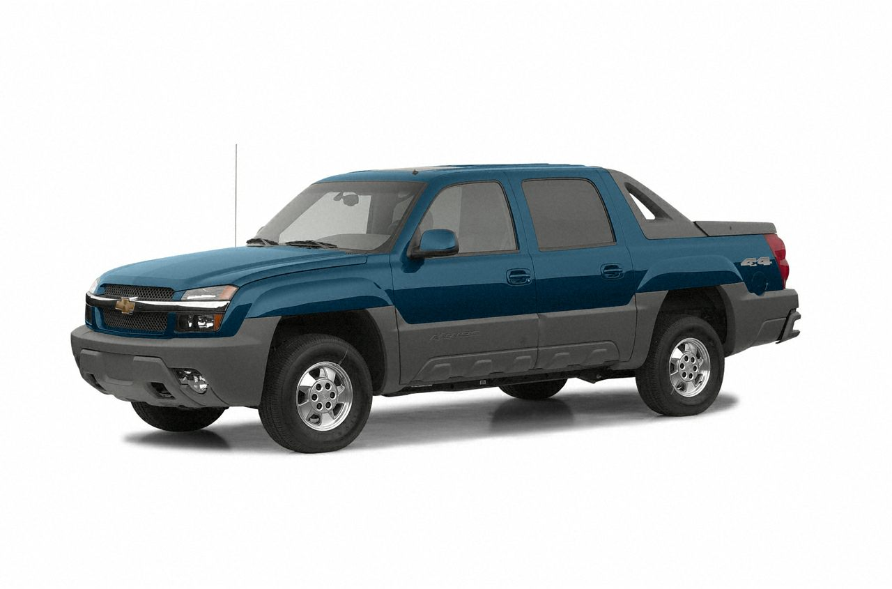Avalanche 2002 chevy avalanche problems : 2002 Chevrolet Avalanche 2500 New Car Test Drive