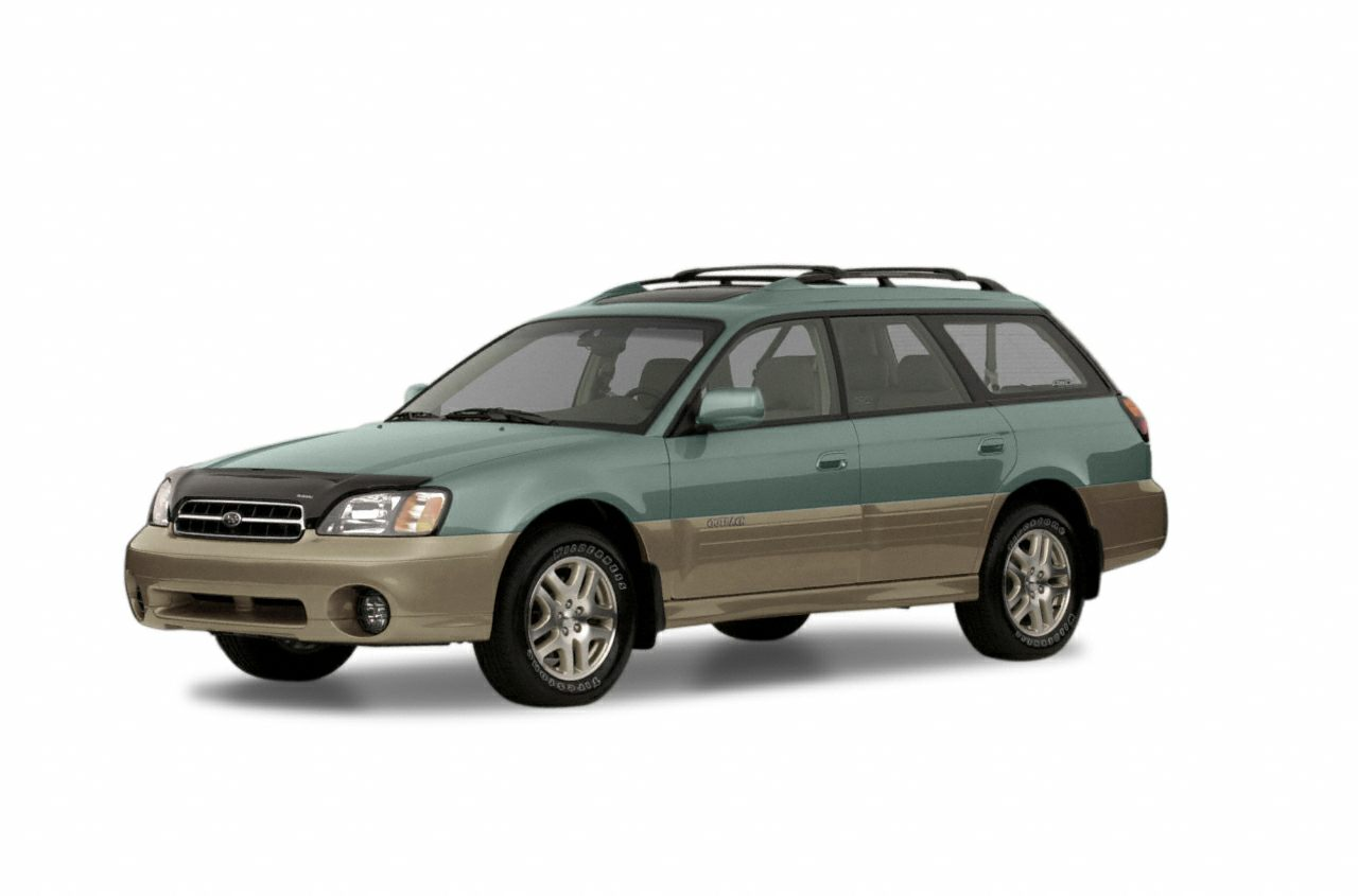 2002 Subaru Outback H6 3 0 L Bean Edition 4dr All Wheel Drive Station Wagon Specs And Prices