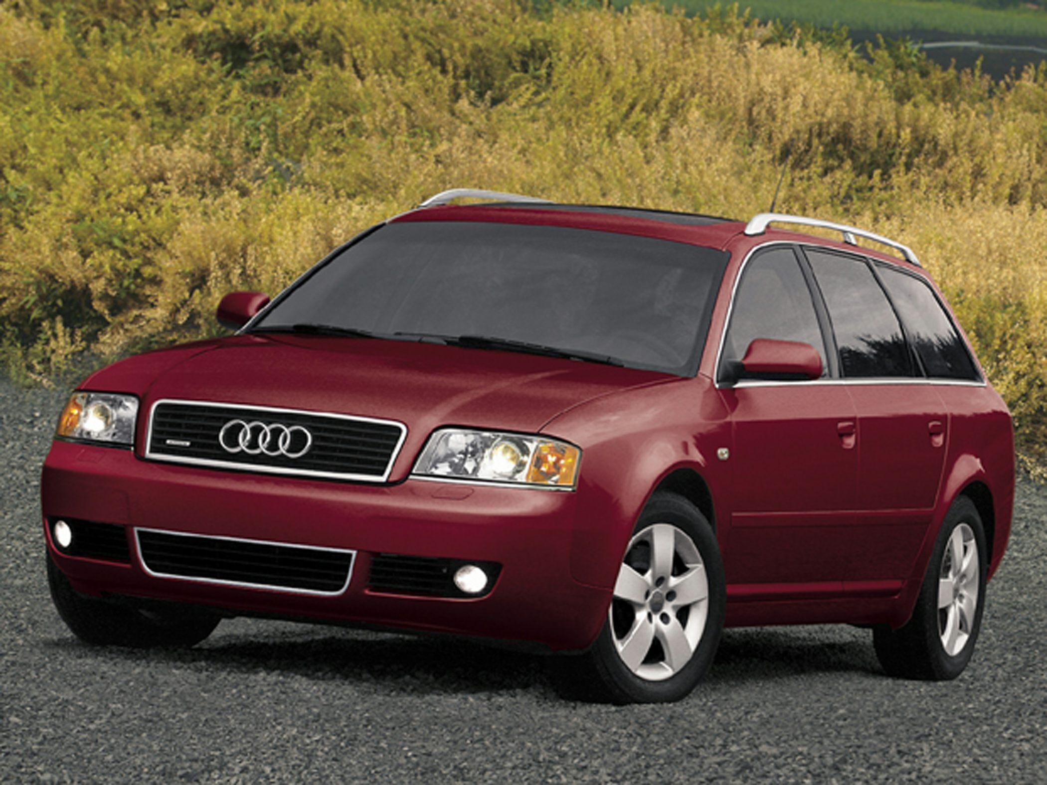 2003 Audi A6 Safety Recalls