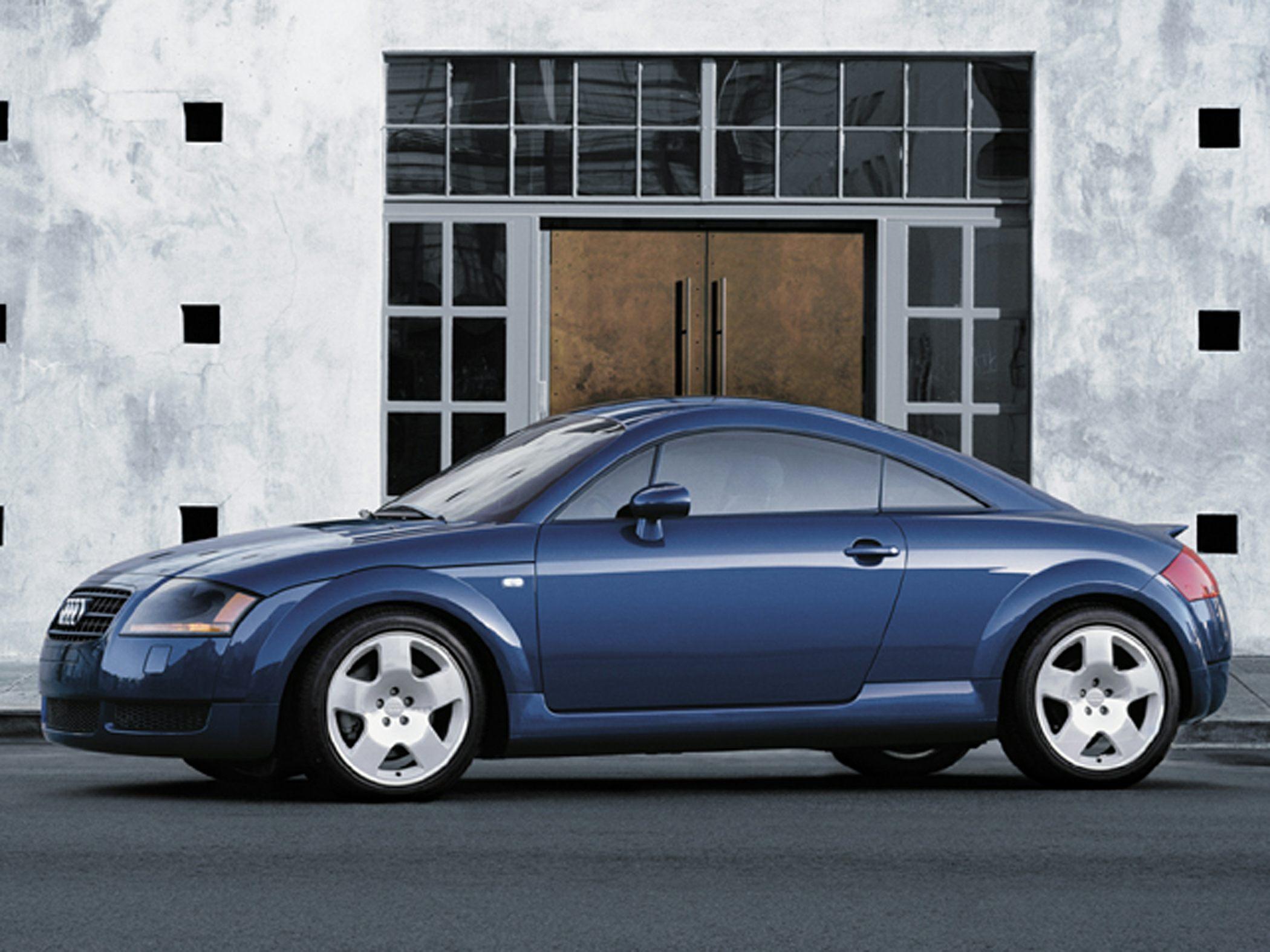 2003 Audi TT 1 8L 2dr All-wheel Drive Quattro Coupe Pictures