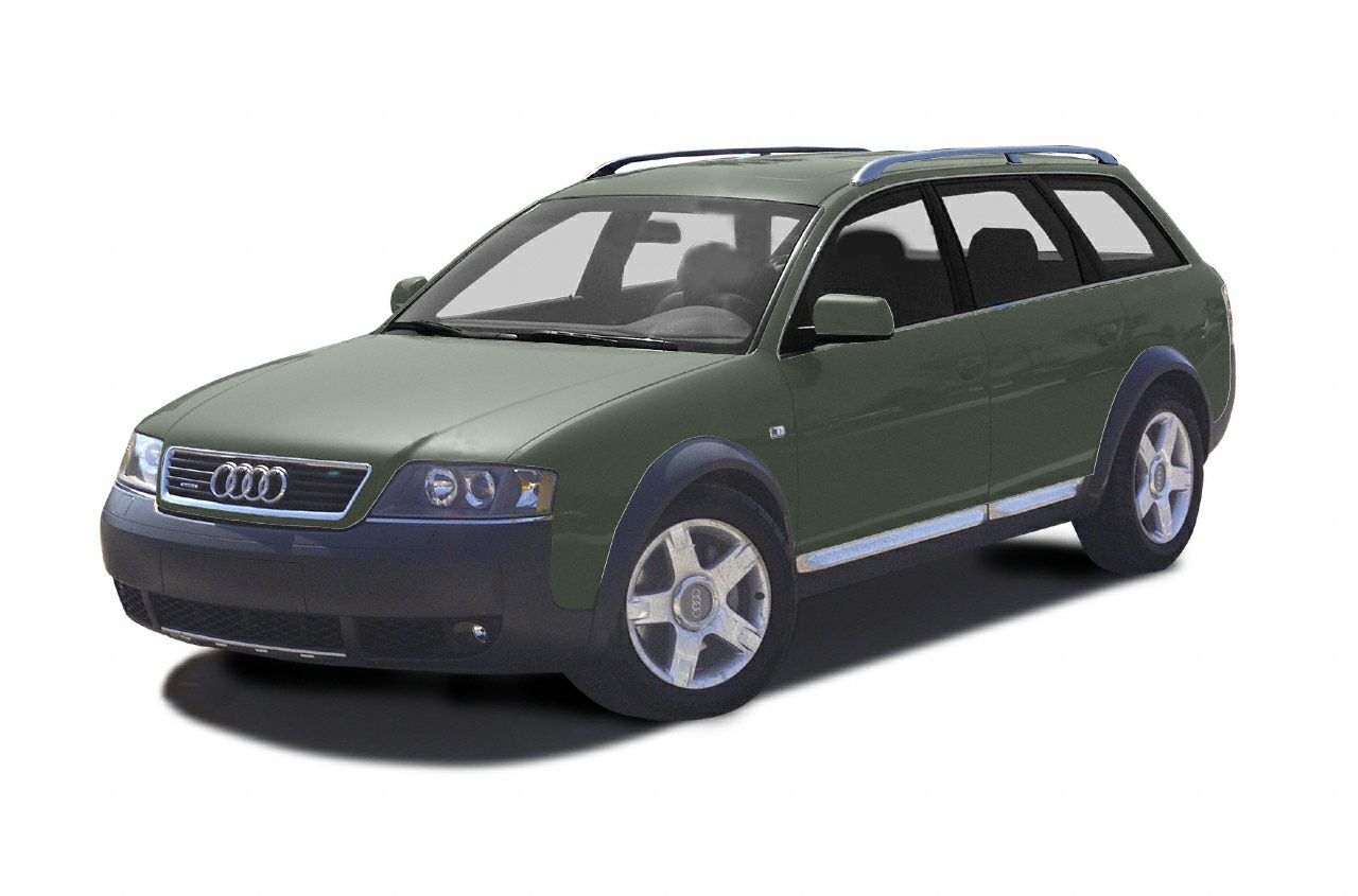 2003 Audi Allroad 2 7t 4dr All Wheel Drive Quattro Wagon Specs And Prices