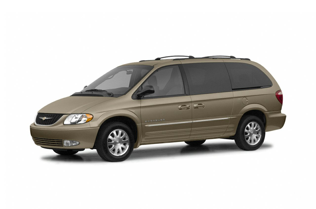 2003 Chrysler Town & Country Specs