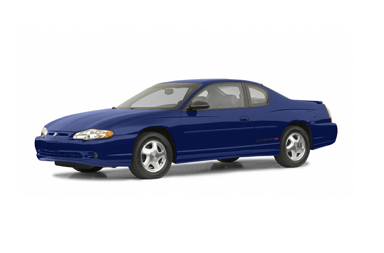 Ss Monte Carlo >> 2003 Chevrolet Monte Carlo Ls 2dr Coupe For Sale
