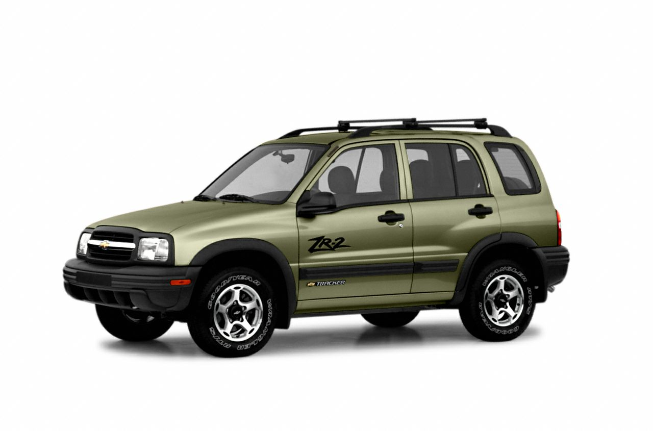 All Chevy 2001 chevy tracker mpg : 2003 Chevrolet Tracker Hard Top ZR2 4dr 4x4 Hardtop Specs and Prices