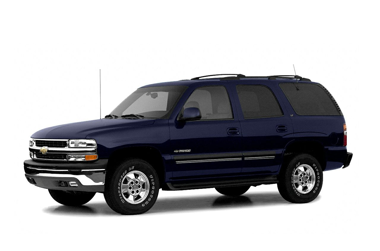 Chevy Tahoe Towing Capacity >> 2003 Chevrolet Tahoe Z71 4x4 Specs And Prices