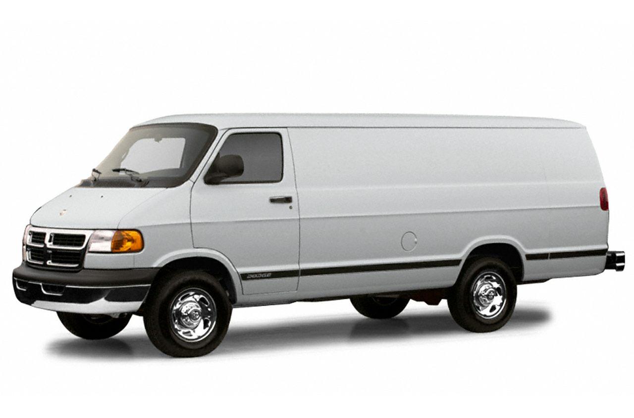 Dodge Conversion Van >> 2003 Dodge Ram Van 1500 Conversion Cargo Van 127 2 In Wb Specs And Prices