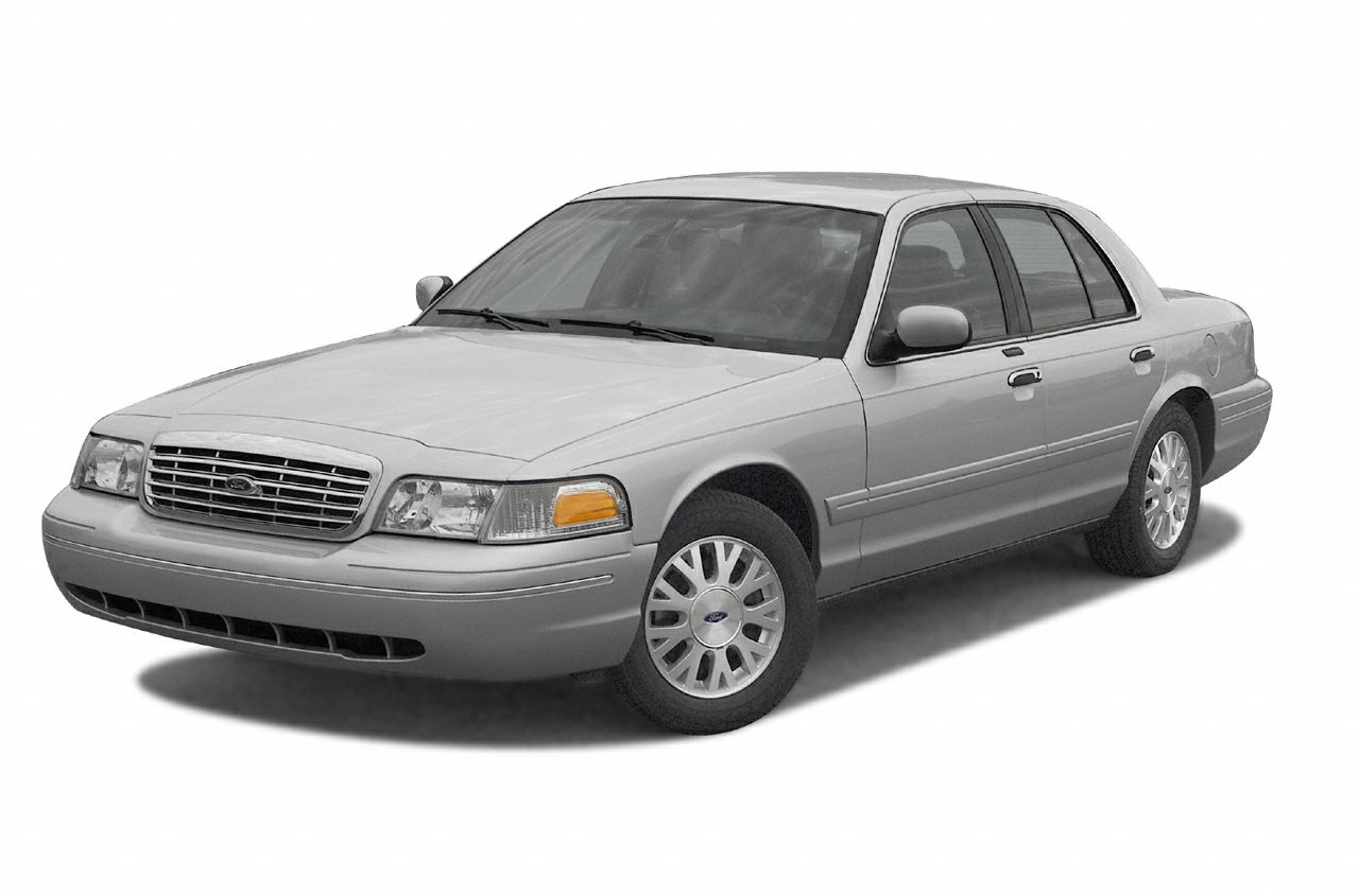 2003 ford crown victoria information