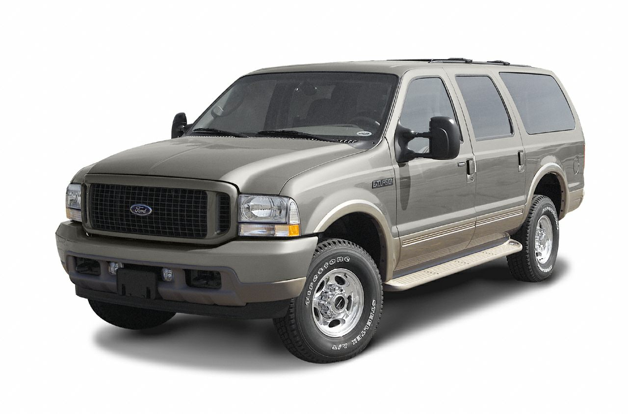 2003 Ford Excursion Specs And Prices