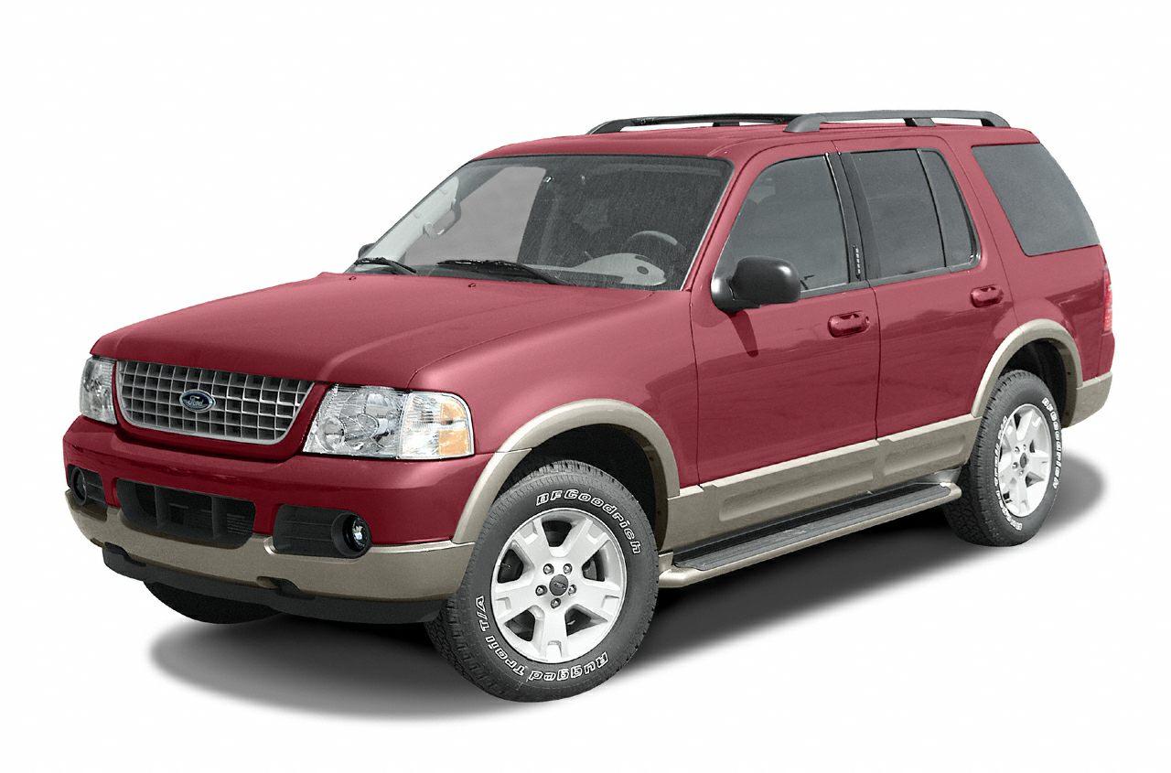 2003 Ford Explorer New Car Test Drive